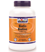NOW Foods Extra Strength Biotin