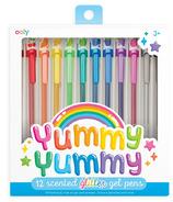 OOLY Yummy Yummy Scented Glitter Gel Pens 2.0