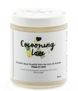 Cocooning Love Whipped Exfoliant Pineapple Coconut