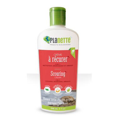 Planette Ecofriendly Products Scouring Cream