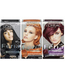 L'Oreal Feria Hair Color