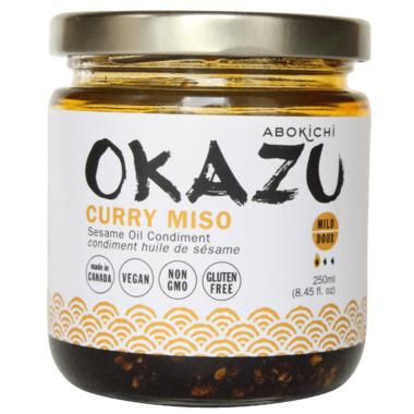 Abokichi OKAZU Curry Miso
