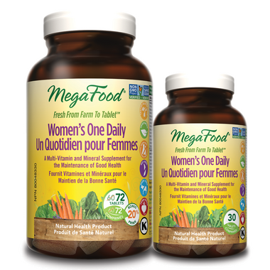 MegaFood Women\'s One Daily Multi-Vitamin Bonus Pack