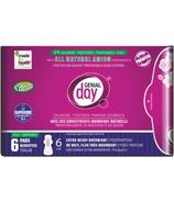 Genial Day Postpartum Pads Extra Heavy