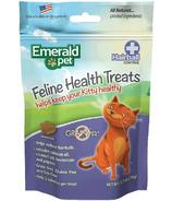 Emerald Pet Hairball Formula Cat Treats Chicken