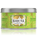 Kusmi Loose Leaf Tea Green Ginger Lemon