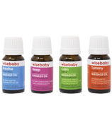 TheraWise Wise Baby Massage Oil