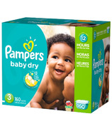 Pampers Baby Dry Economy Pack