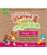 Hero Nutritionals Yummi Bears Organic Omega-3