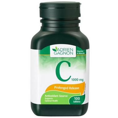 Adrien Gagnon Vitamin C 1000 mg