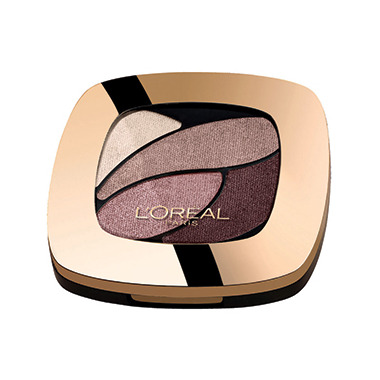 L\'Oreal Paris Colour Riche Luminous Rose Nude Quad