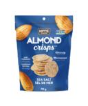 Hippie Foods Almond Crisps Sea salt