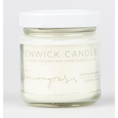 Fenwick Candles No.6 Lemongrass Small