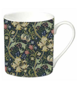 Bell & Curfew Mug Set William Morris Golden Lily