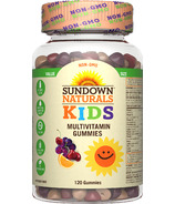 Sundown Naturals Kids Multivitamin Gummies