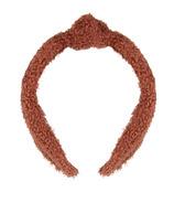 Kristin Ess Hair Cozy Headband Rust