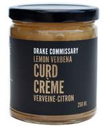 Drake Commissary Lemon Verbena Curd