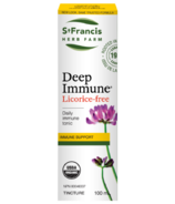 St. Francis Herb Deep Immune Licorice-free