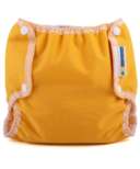 Mother ease Air Flow Diaper Cover Mustard