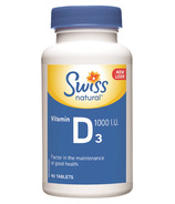 Swiss Natural Vitamin D3