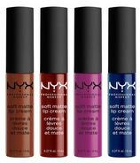 Crème à lèvres NYX Soft Matte