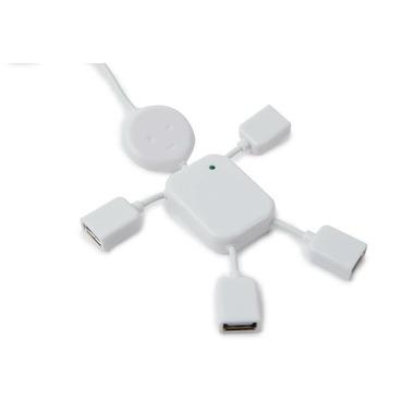 Kikkerland USB Hubman