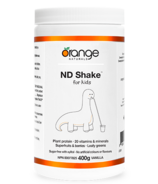 Orange Naturals ND Shake Kids Vanilla