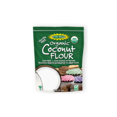 Let\'s Do...Organic Coconut Flour