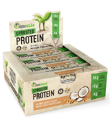 IronVegan Sprouted Protein Bars Cashew Coconut