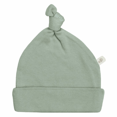 Perlimpinpin Bamboo Knotted Hat Moss