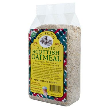 Bob\'s Red Mill Organic Scottish Oatmeal