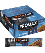 PROMAX Protein Bar Nutty Butter Crisp Case