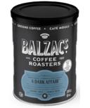 Balzac's Coffee Roasters Ground Coffee A Dark Affair