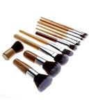 Zoe Ayla Professional Bamboo Eco Make-Up Brush Set