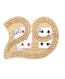 Large 3 Track 29 Cribbage Board