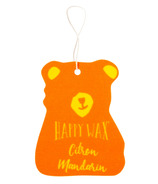 Happy Wax Scented Car Freshener Citron Mandarin