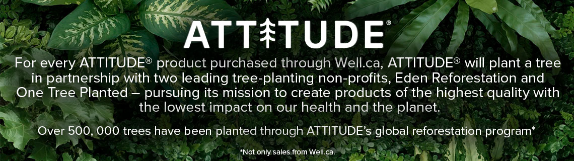 Buy Attitude at Well.ca