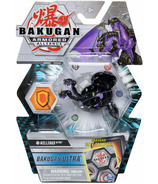 Bakugan Ultra Nillious Armored Alliance Collectible Action Figure & Cards