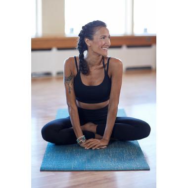 Gaiam Jute Yoga Mat 5mm
