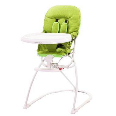 Guzzie & Guss Tiblit High-Chair With Microfiber Green