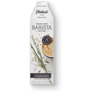 Elmhurst Barista Edition Milked Oats