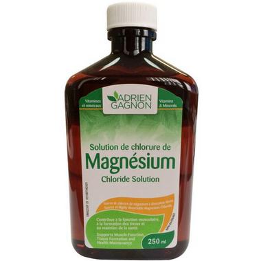 Adrien Gagnon Magnesium Liquid