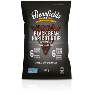 Beanfields Black Bean with Sea Salt Bean and Rice Chips