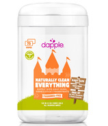 Dapple Fragrance-Free Naturally Clean Everything All Purpose Wipes