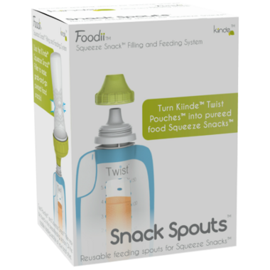 Kiinde Foodii Snack Spout