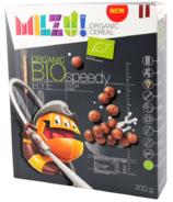 Milzu Organic Cereal Speedy Rye Cocoa Balls