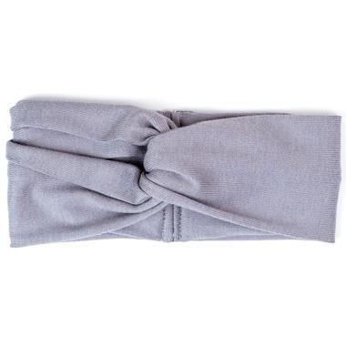 Vonbon Wrap Headband Stone Grey
