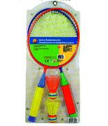 Junior Badminton Racquet Set