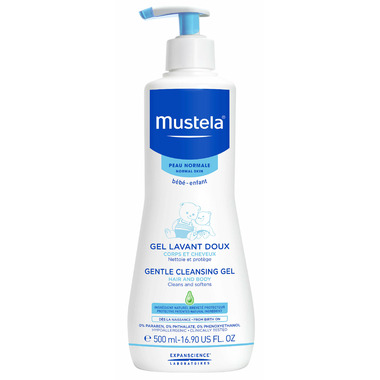 Mustela Baby Gentle Cleansing Gel