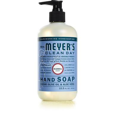 Mrs. Meyer\'s Clean Day Hand Soap Bluebell
